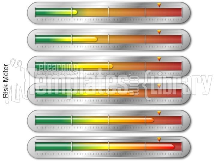 Powerpoint gauge graphic template chart meter for ppt maxwellsz