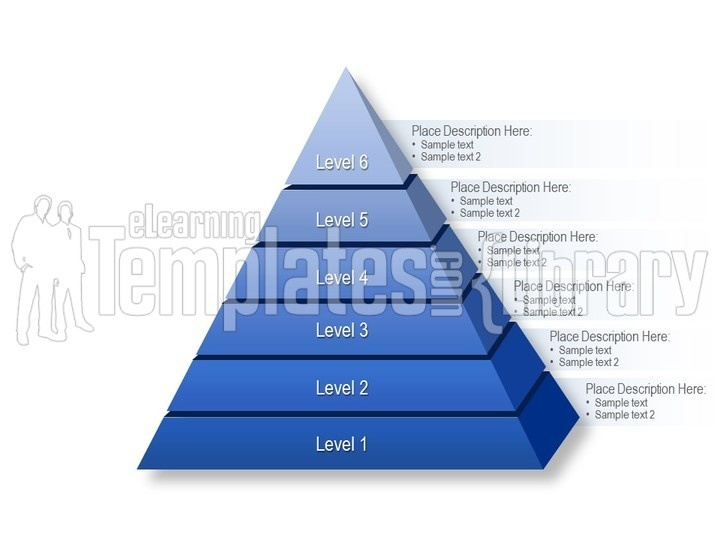 pyramid graphics graphic for powerpoint presentation templates, Presentation Pyramid Template, Presentation templates