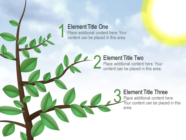 tree diagram powerpoint