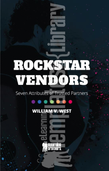 ebook, development, vendors, seven attributes, effective, elearning