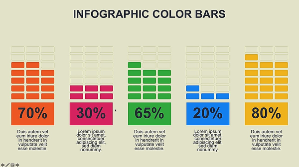 powerpoint infographic template graphic templates