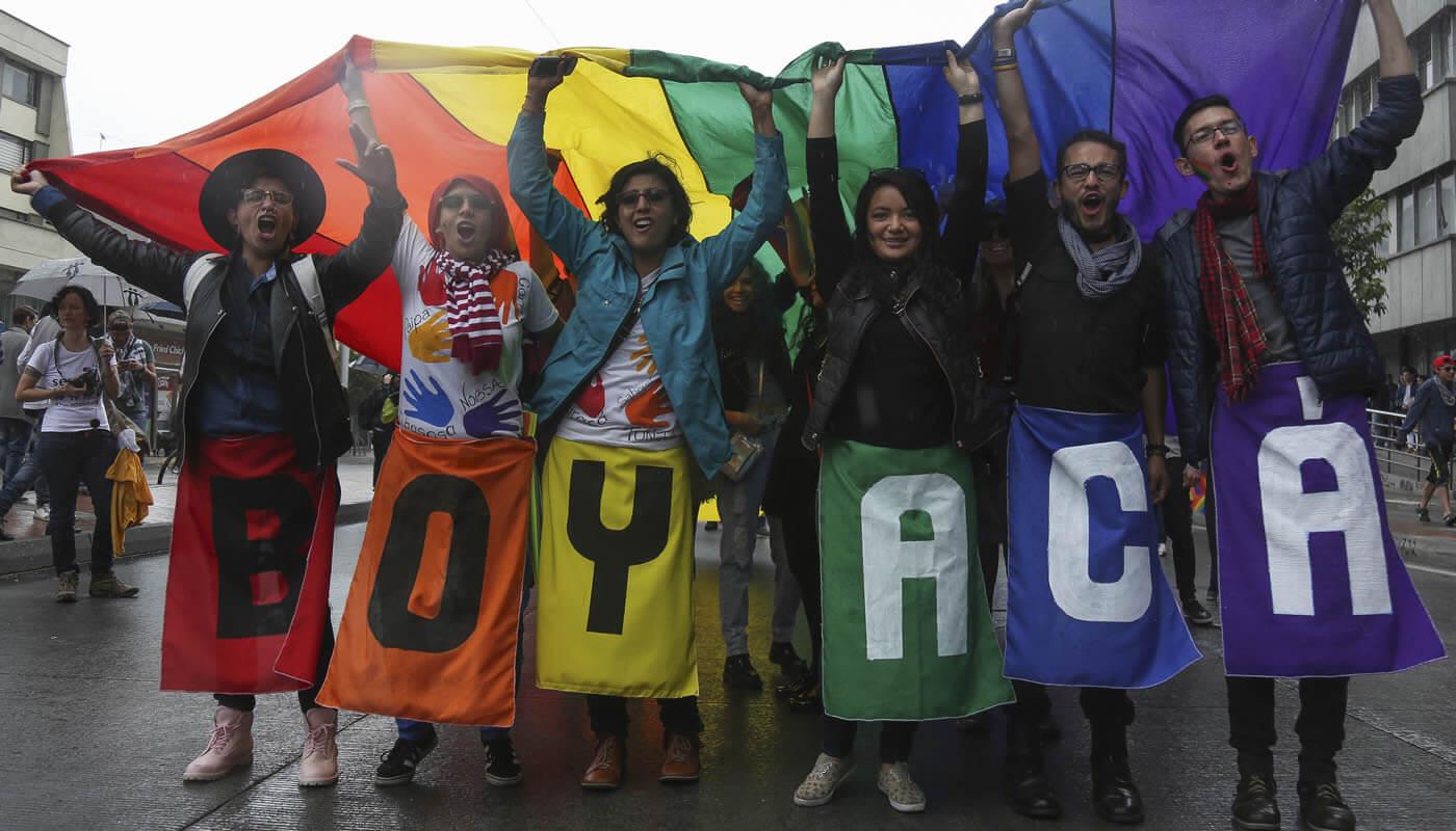 Así es ser LGBTI en la Colombia rural