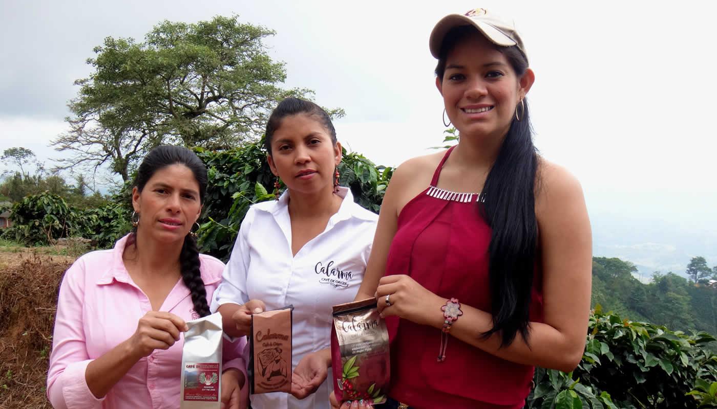 La aventura de 53 mujeres campesinas para crear su propio café especial