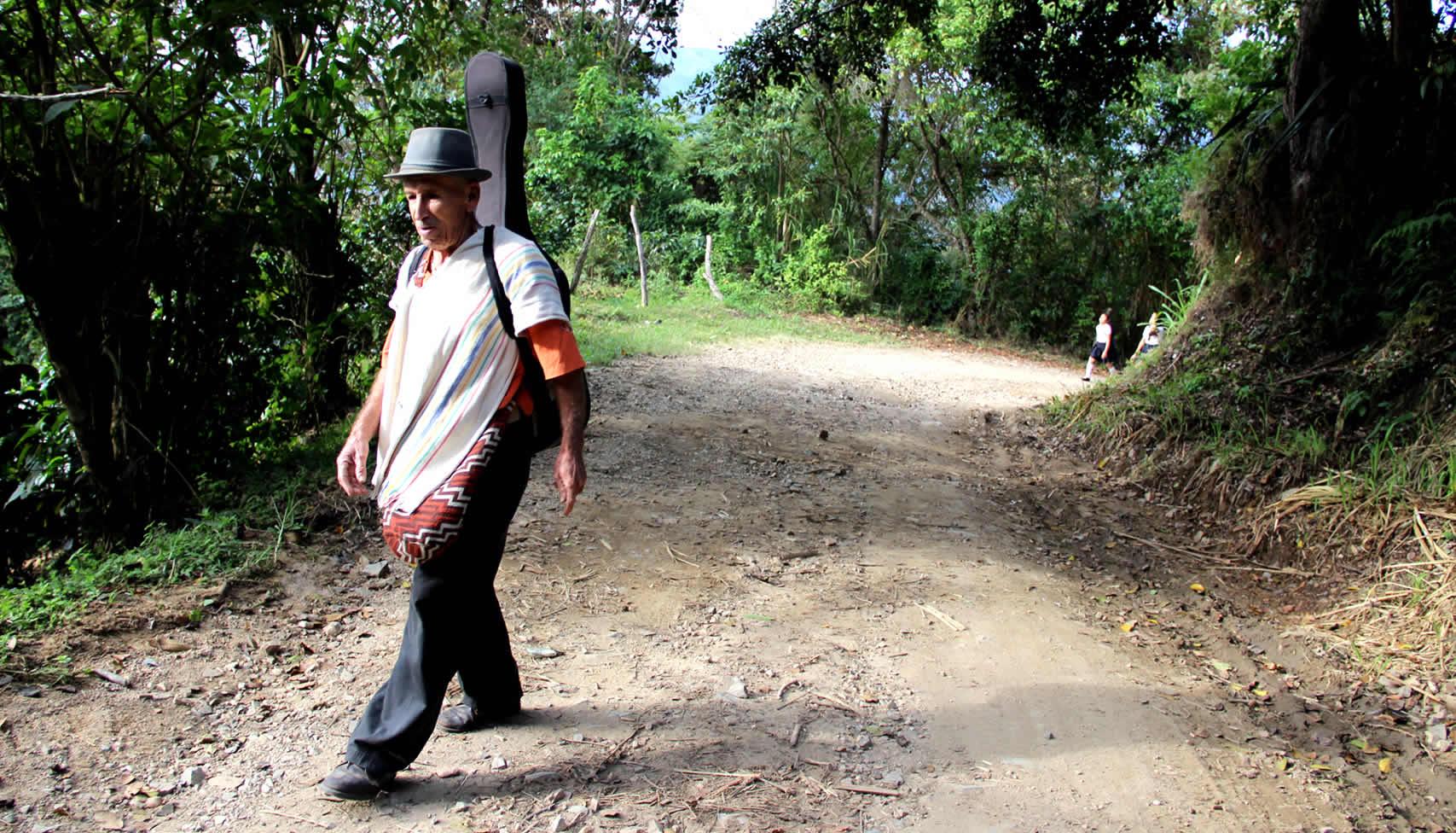 Estos son los primeros 2.500 kilómetros de carreteras veredales para la paz