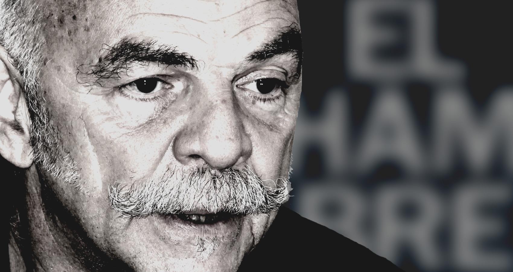 Nos sentamos a hablar de 'El Hambre' y del hambre con Martín Caparrós