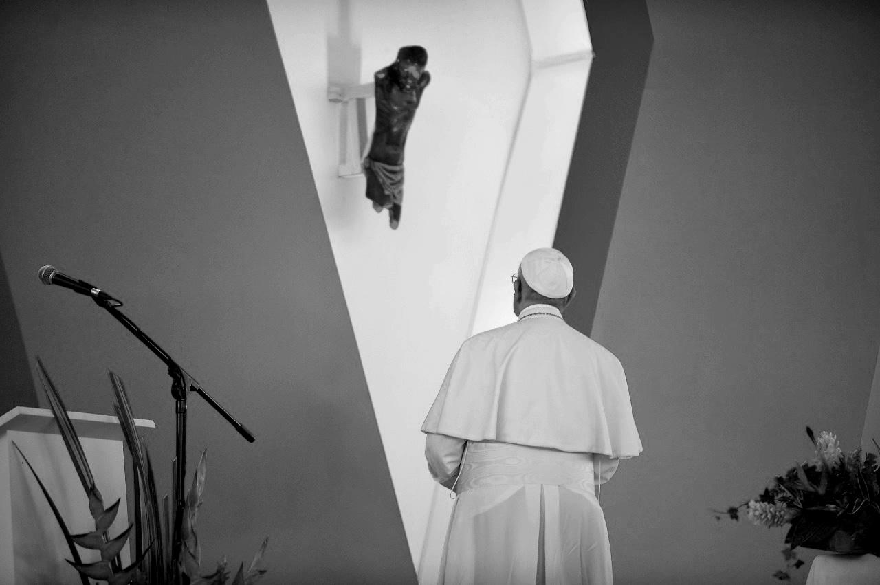 La conmovedora historia de perdón que no pudo escuchar el papa