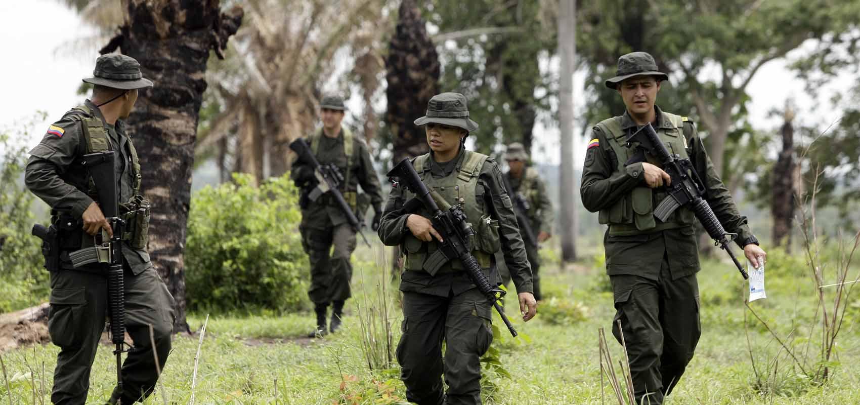 ¿Por qué los actores armados se establecen en las periferias rurales?