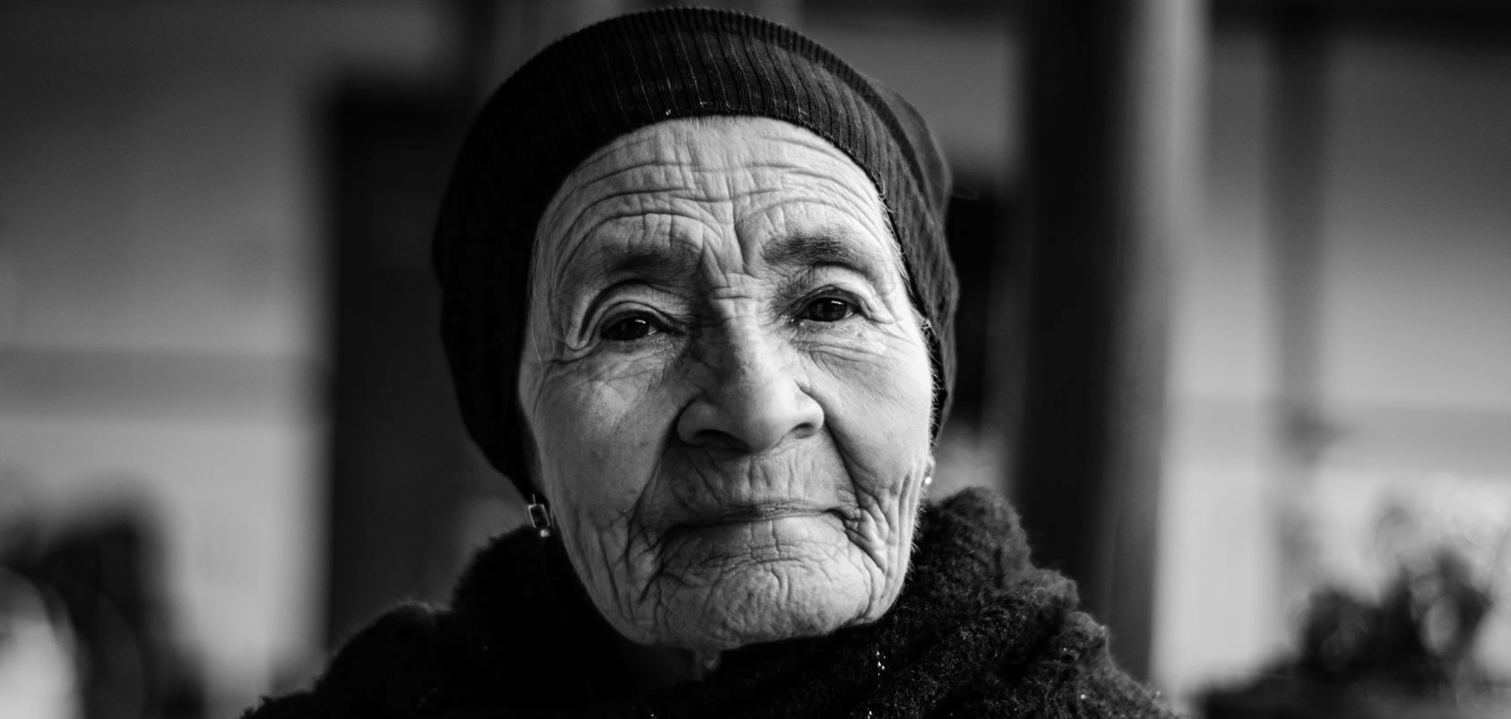 Retratos: Diez charlas con ancianos antioqueños en un asilo de Sonsón