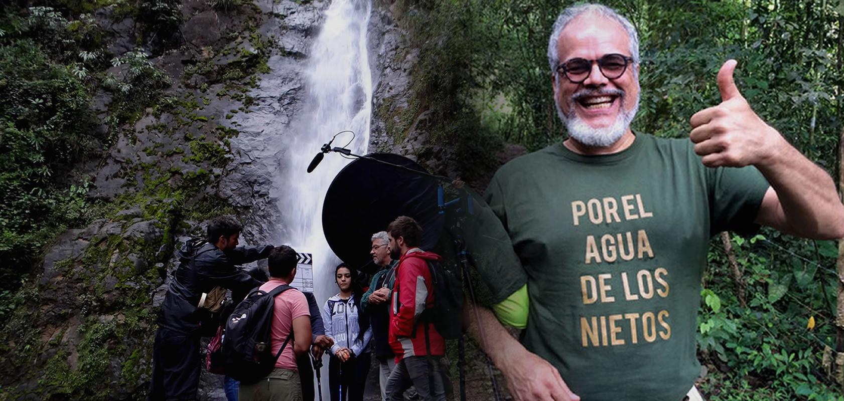 El abogado caleño que puso todos sus ahorros en una película ambientalista
