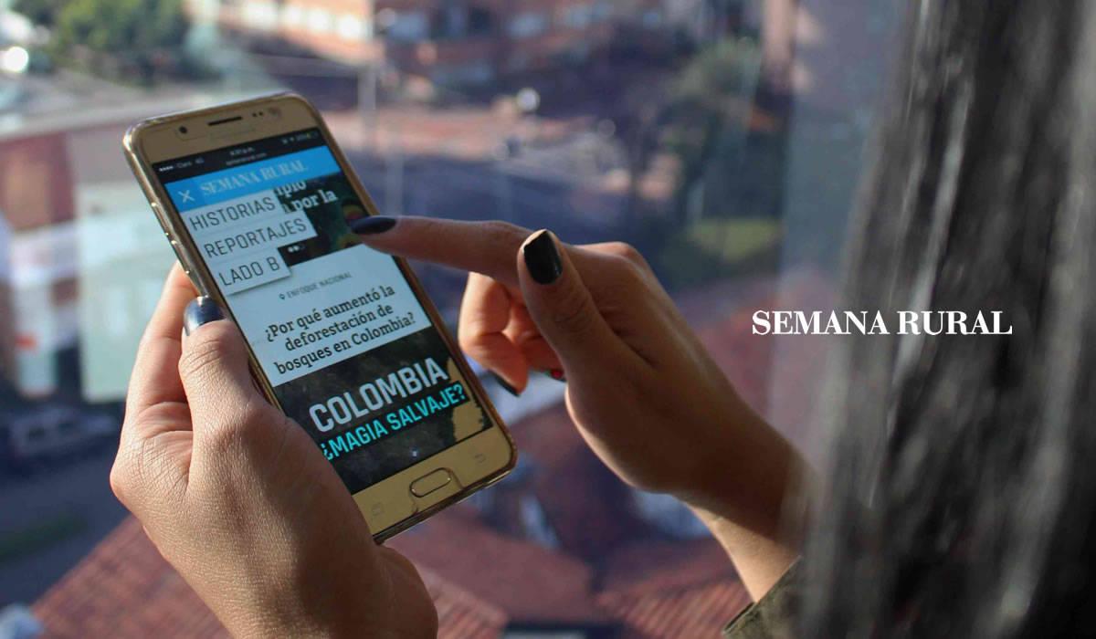 Comienza el viaje por la Colombia profunda con SEMANA RURAL