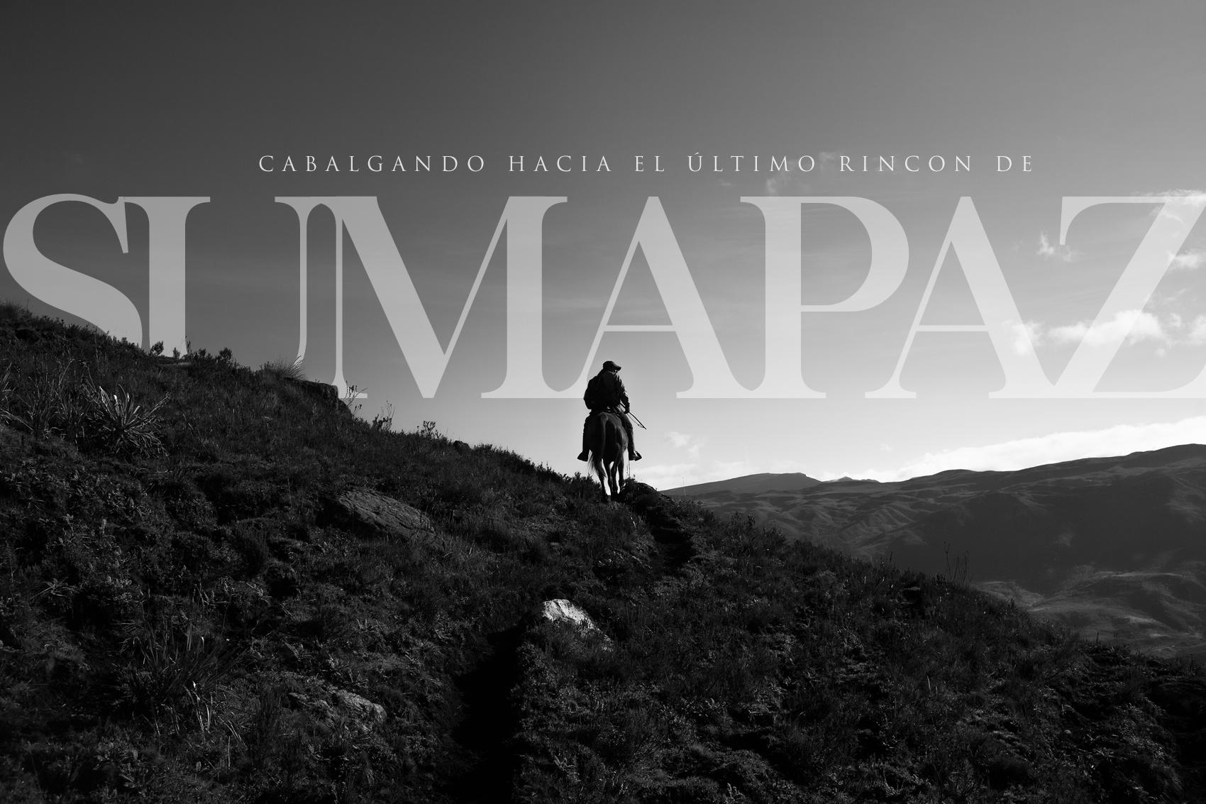 Cabalgando hacia el último rincón del Sumapaz