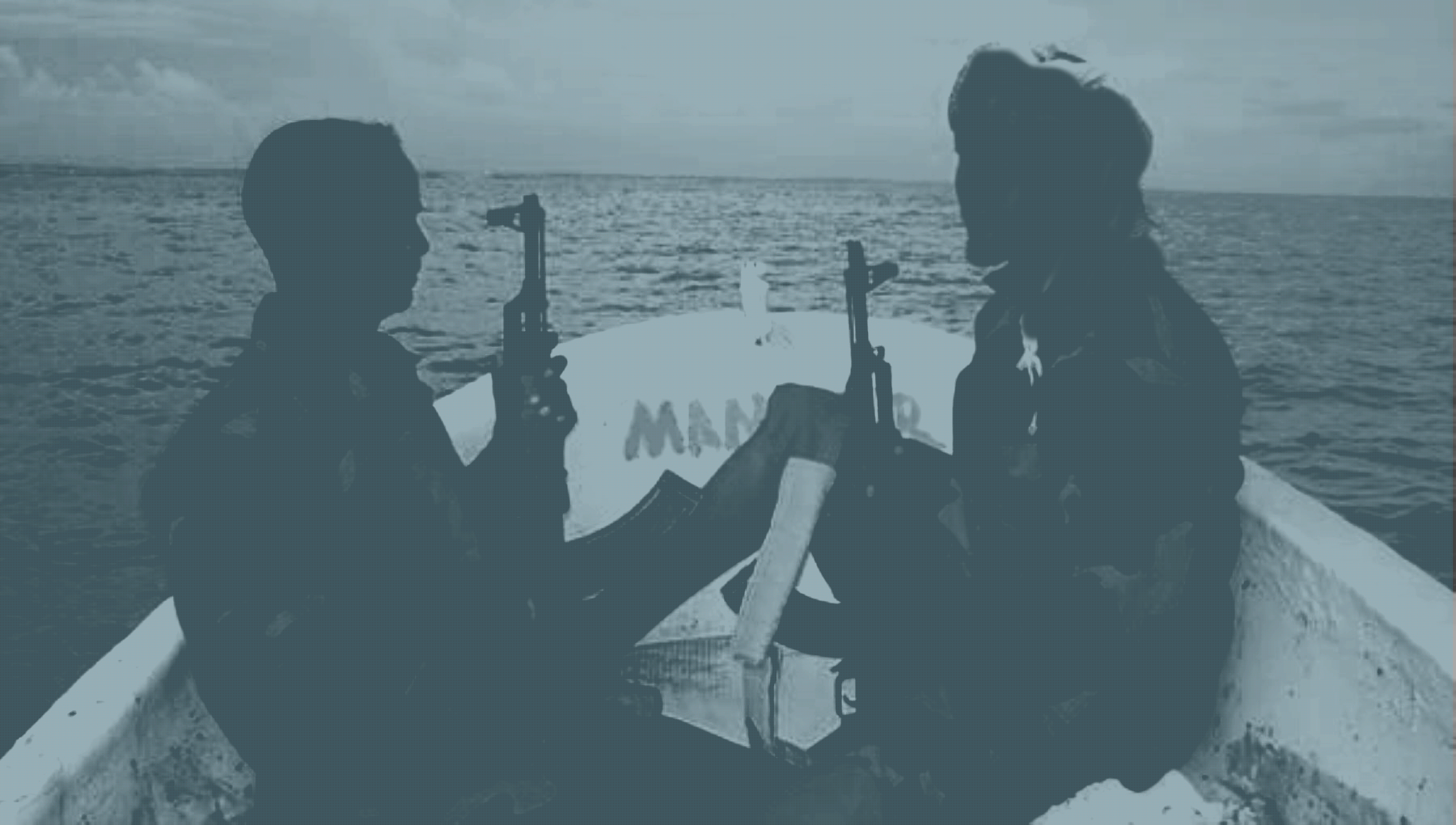 Los piratas que acechan el Pacífico colombiano