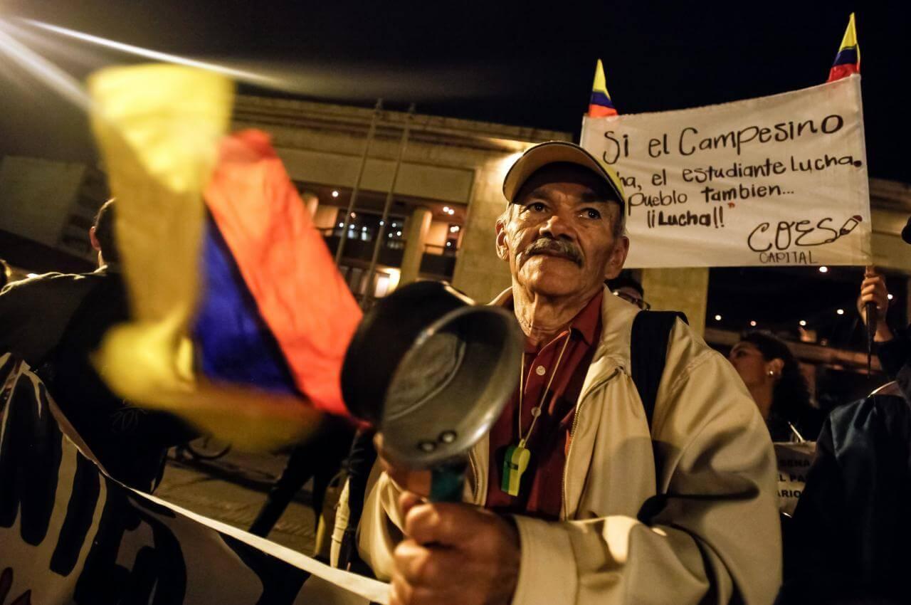 ¿Qué piden los campesinos en la región donde nacieron las FARC?