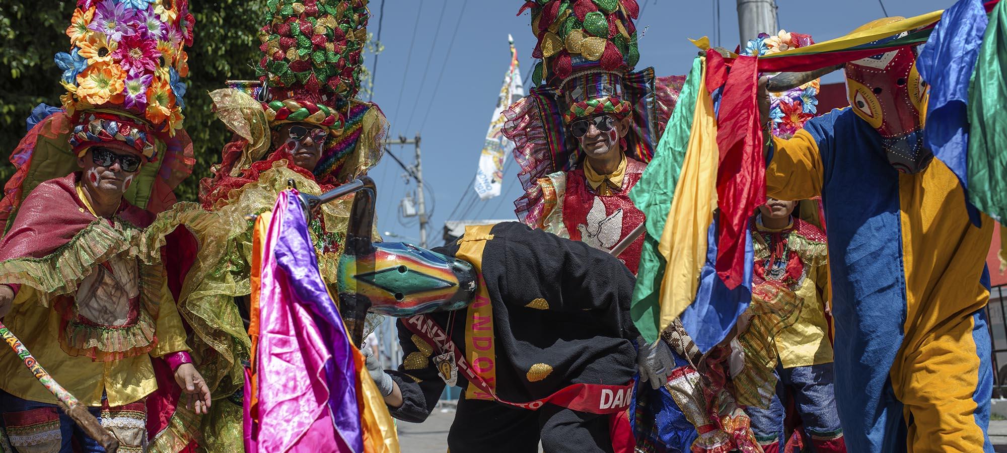 En las entrañas de la danza más antigua del Carnaval de Barranquilla