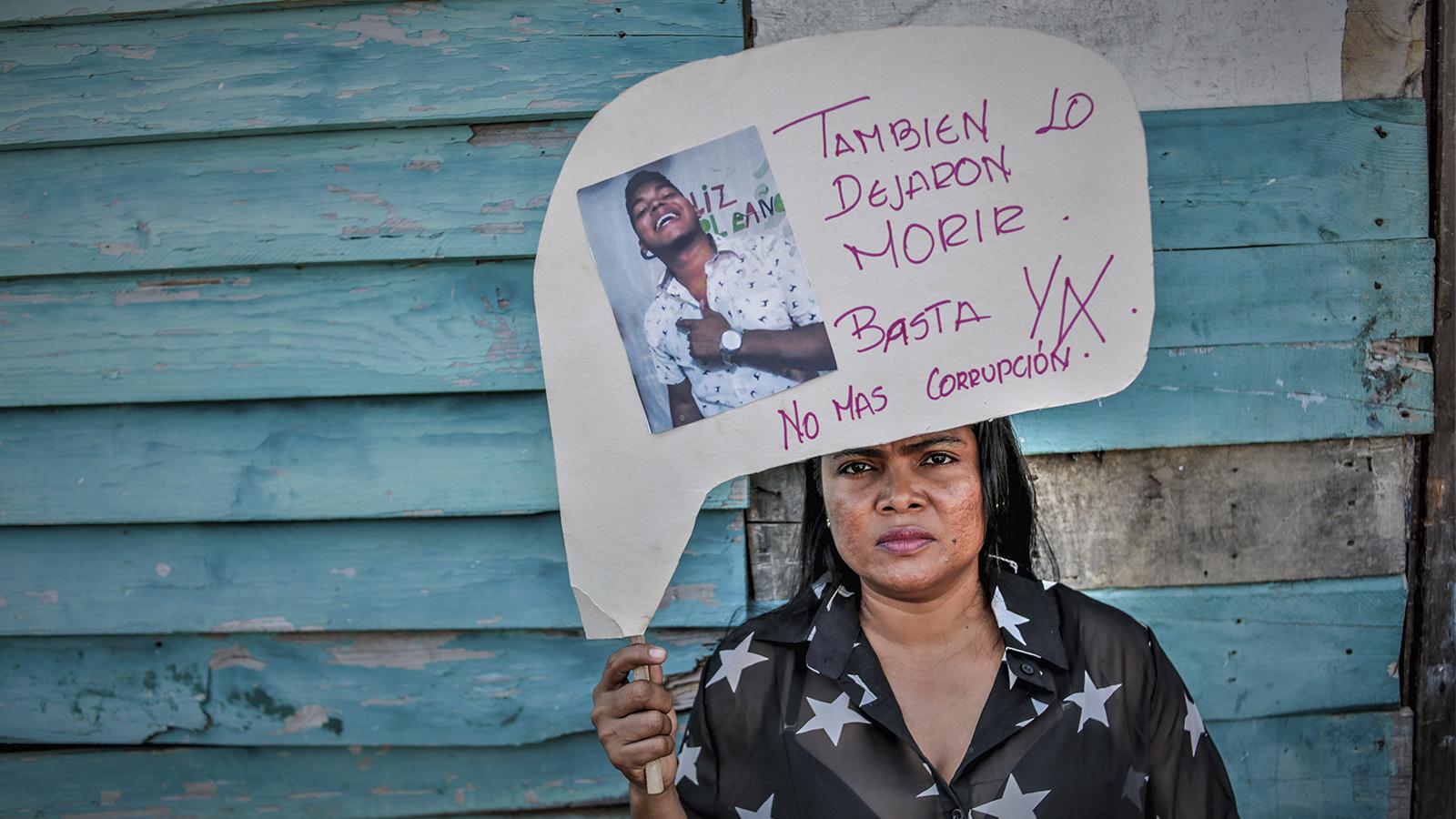 Ratas, basura y negligencia: la historia de una tragedia familiar en Cartagena