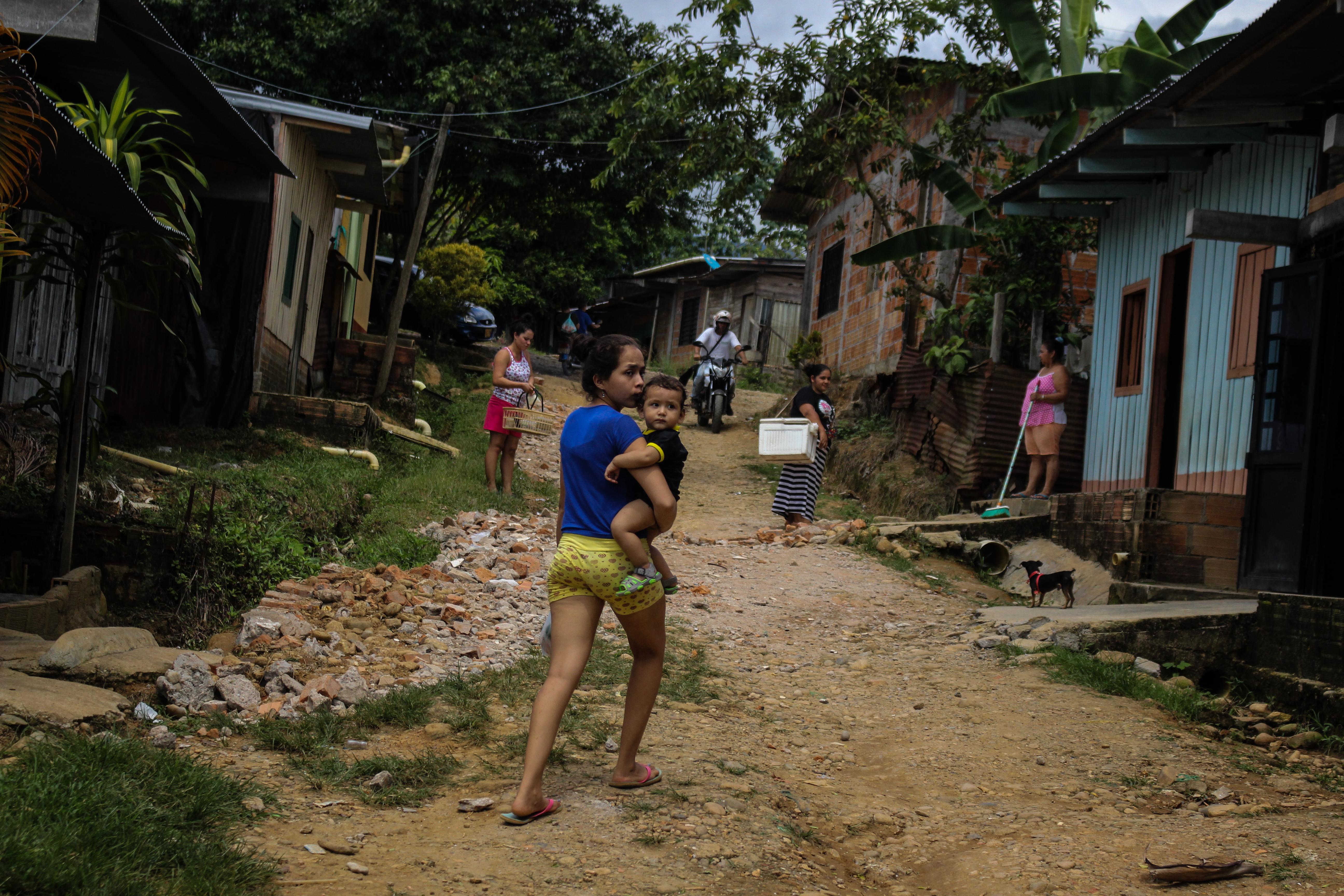 Invadir para sobrevivir: la complicada realidad de los barrios informales en Florencia