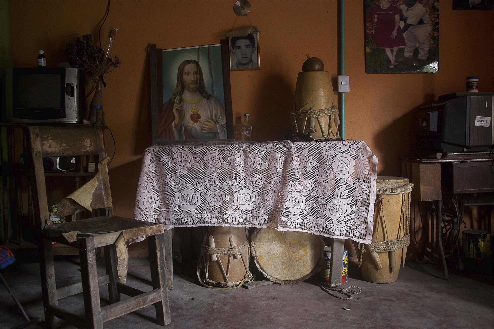 La tambora, un viaje sonoro por el sur de Bolívar