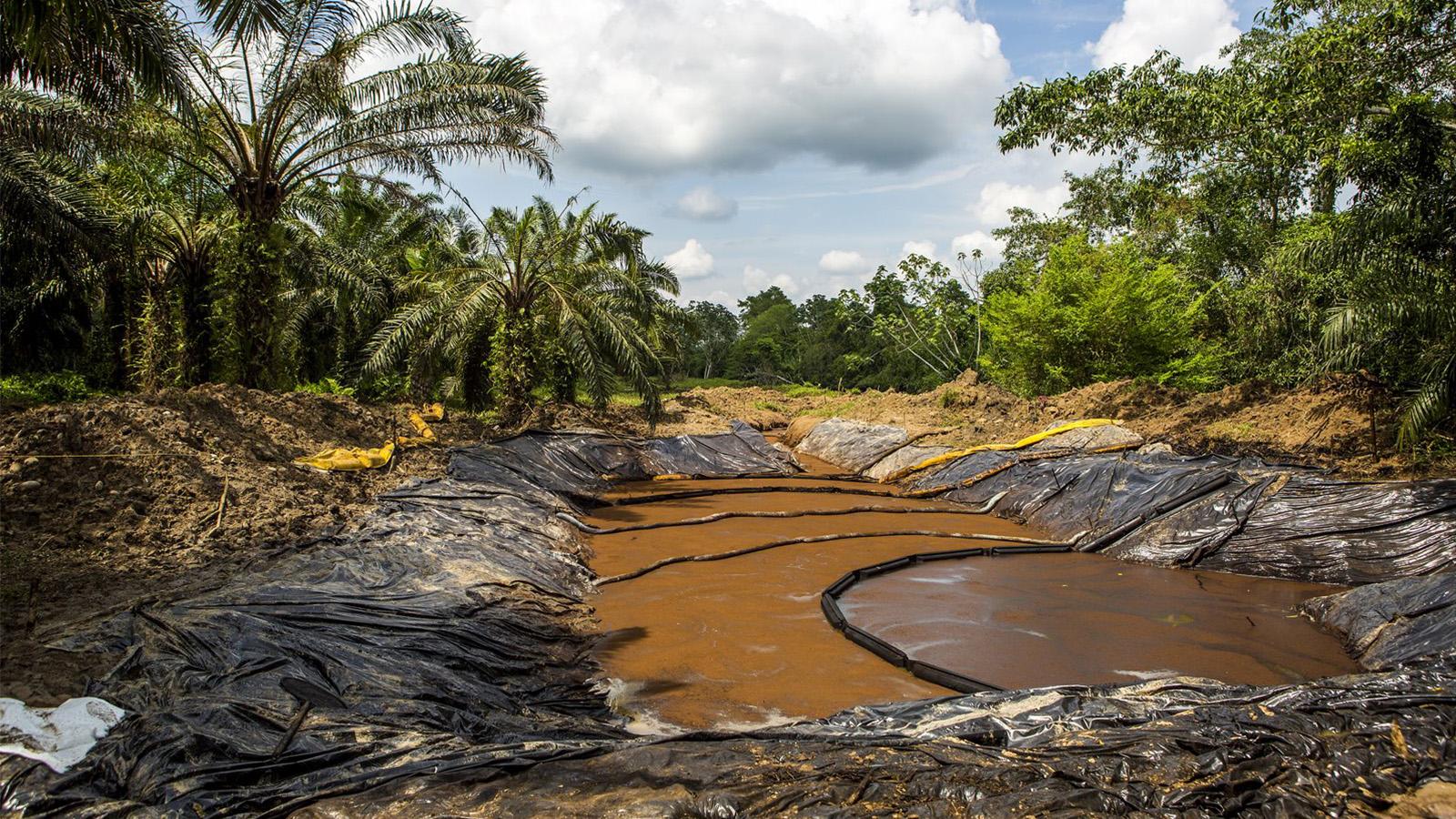 Las lecciones que dejó la mancha de petróleo en Barrancabermeja