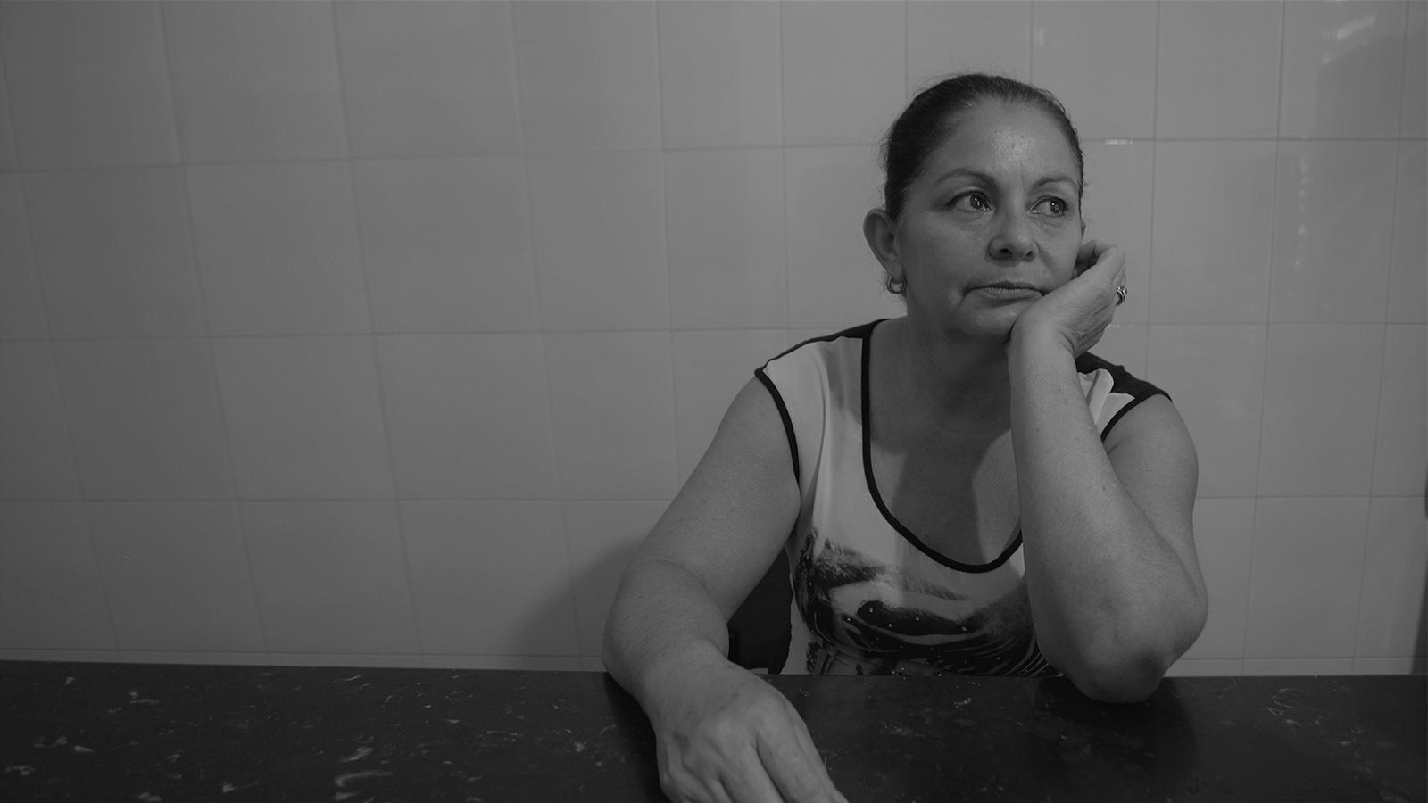 La angustia de una madre que busca a su hijo reclutado hace 17 años