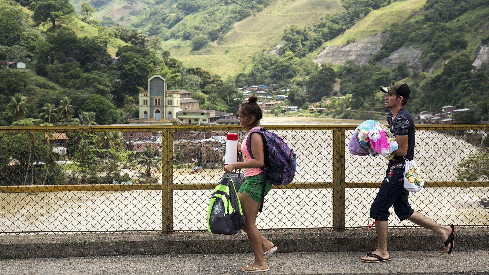 Desinformación y ayuda precaria, otros problemas de los evacuados de Hidroituango