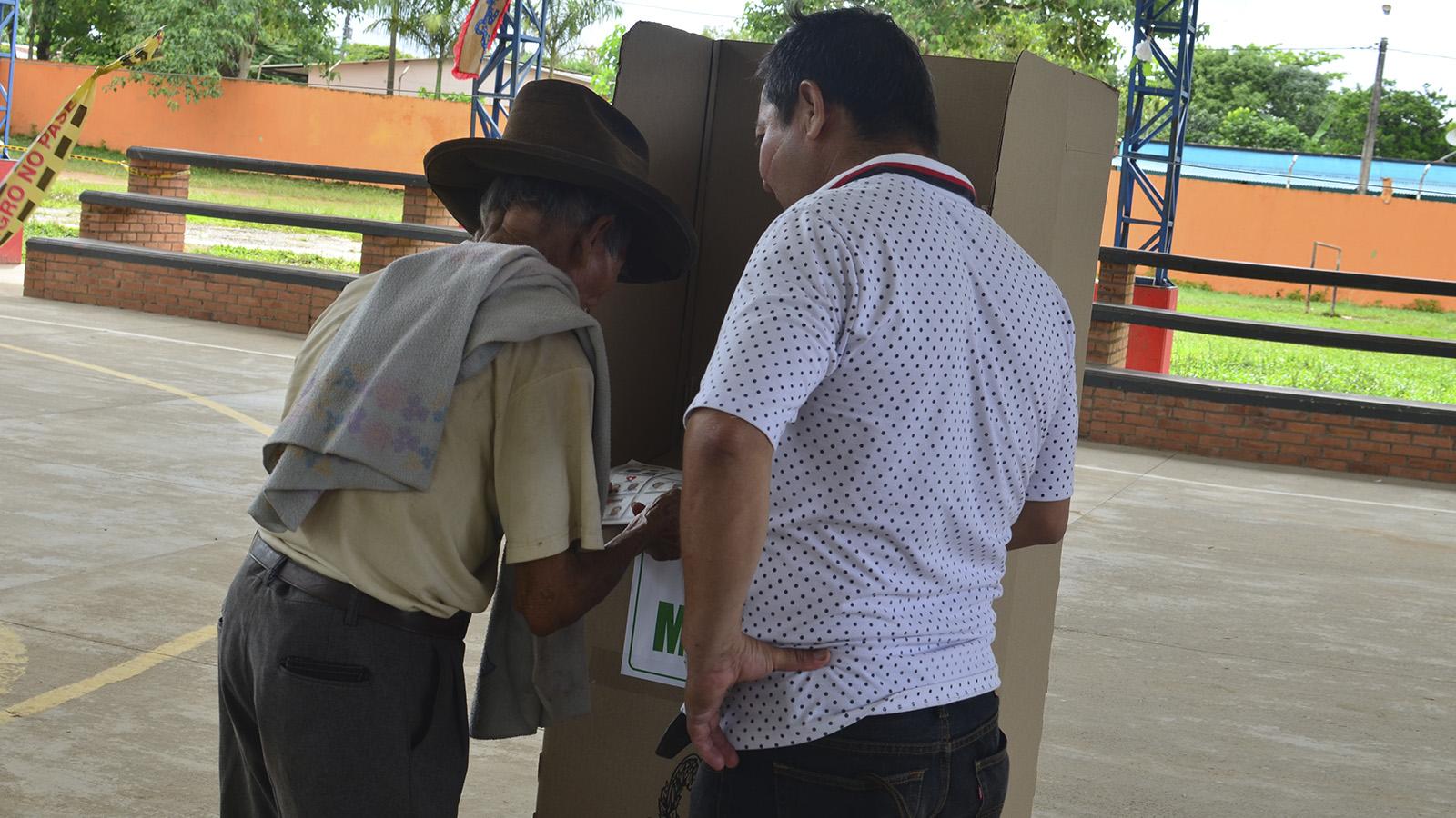 ¿Cómo les fue a Duque y Petro en las urnas de la Colombia rural?