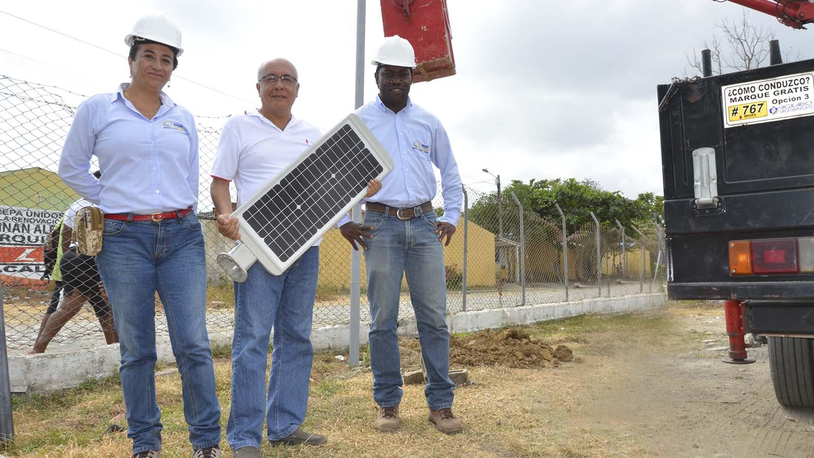 Basura por energía y paneles solares: alternativas verdes en Urabá