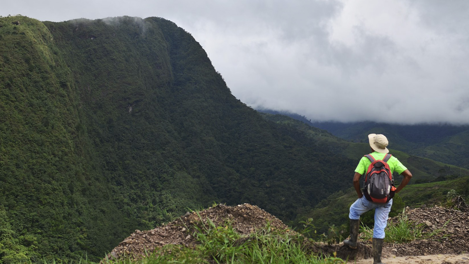 Los nasa del Llano: la migración de indígenas del Cauca hacia el Meta