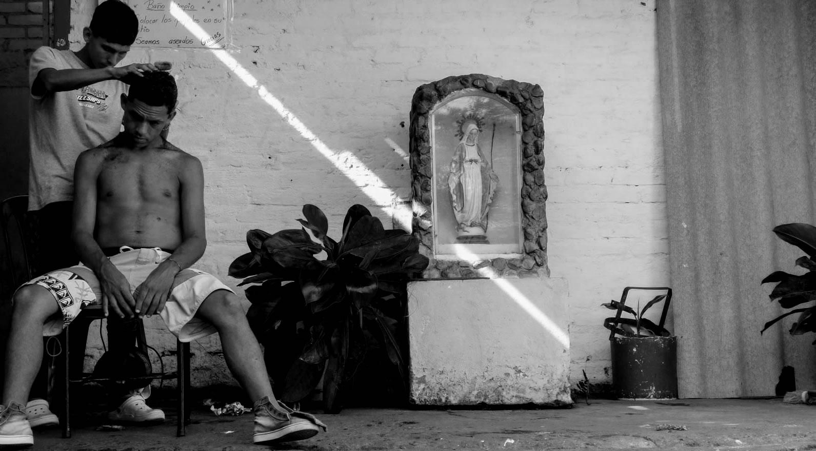 El albergue de la esperanza para los venezolanos en Cali