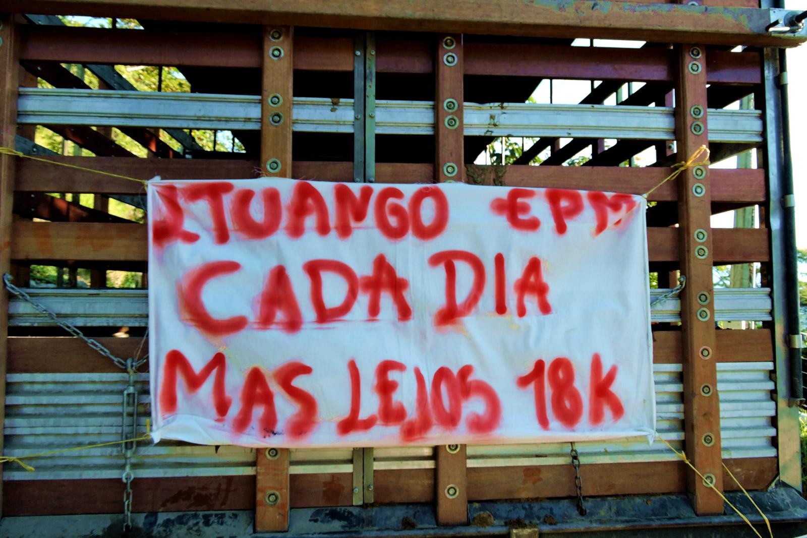reportajes/antioquia/el-lio-entre-los-transportadores-y-epm-por-la-entrada-a-ituango