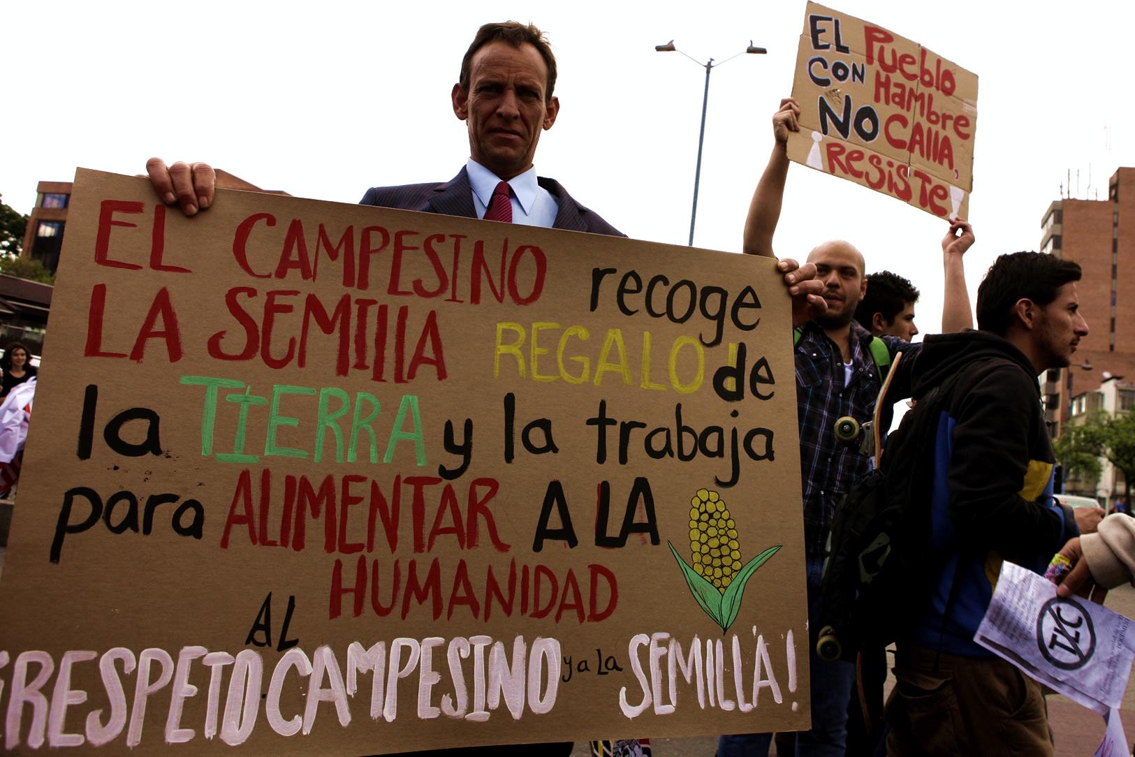 Estos son los derechos que la ONU reconoció a los campesinos del mundo