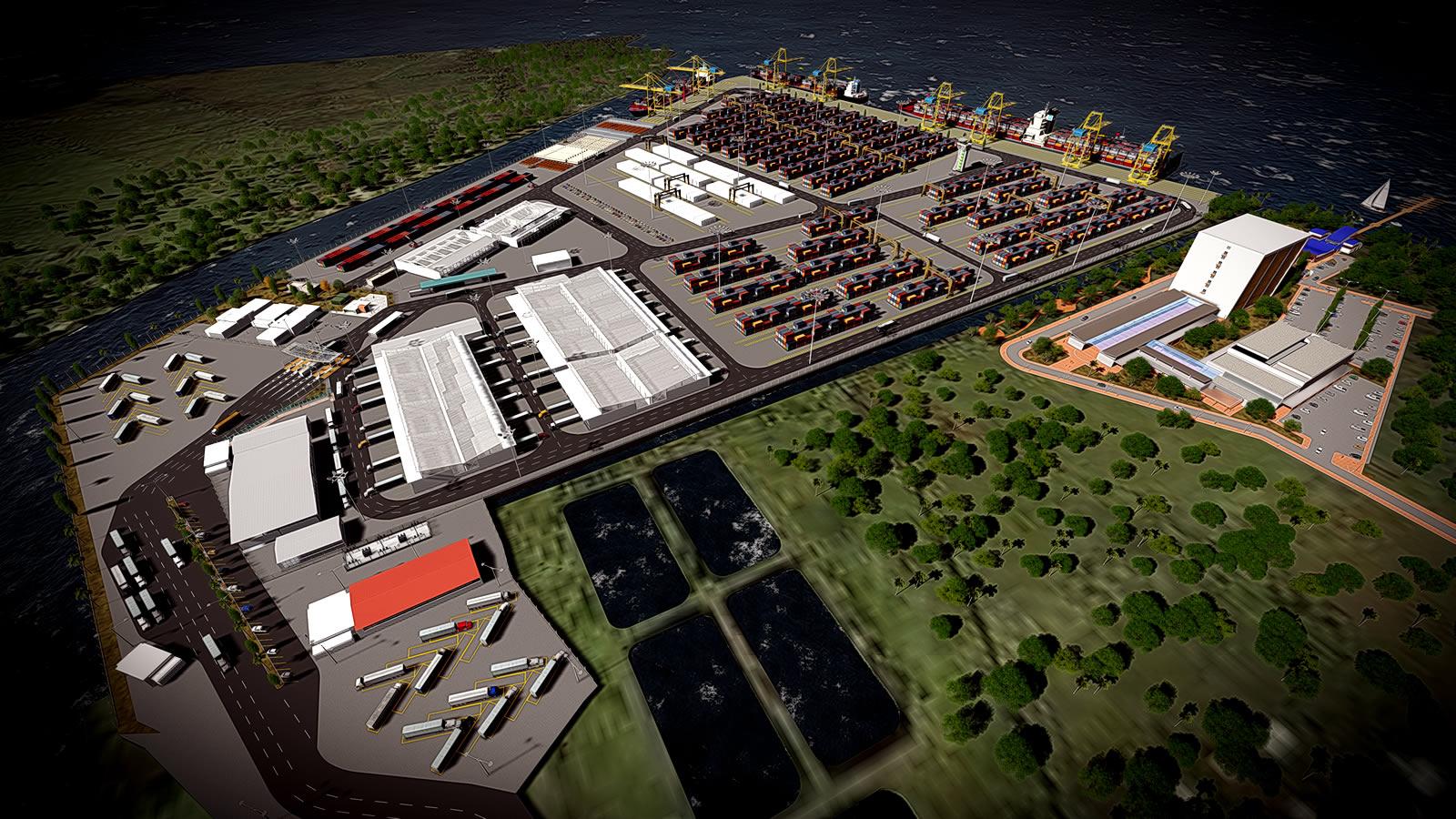 Pisisí, el puerto que promete transformar el Urabá