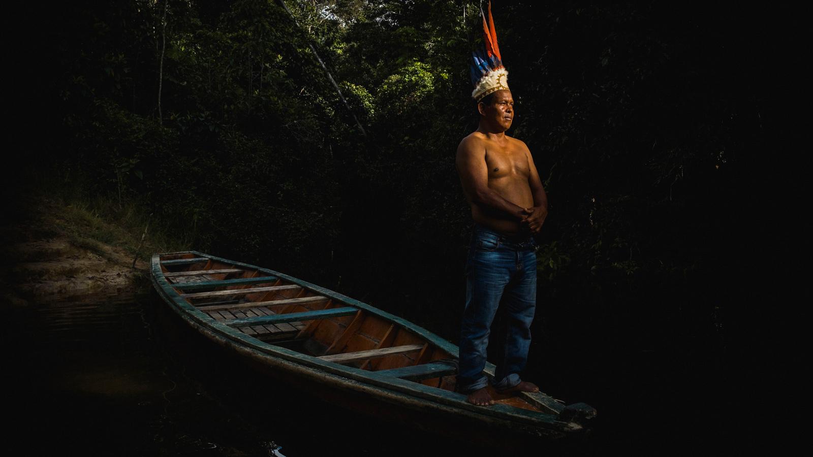 Revelados: ticunas en el lente de seis fotógrafos