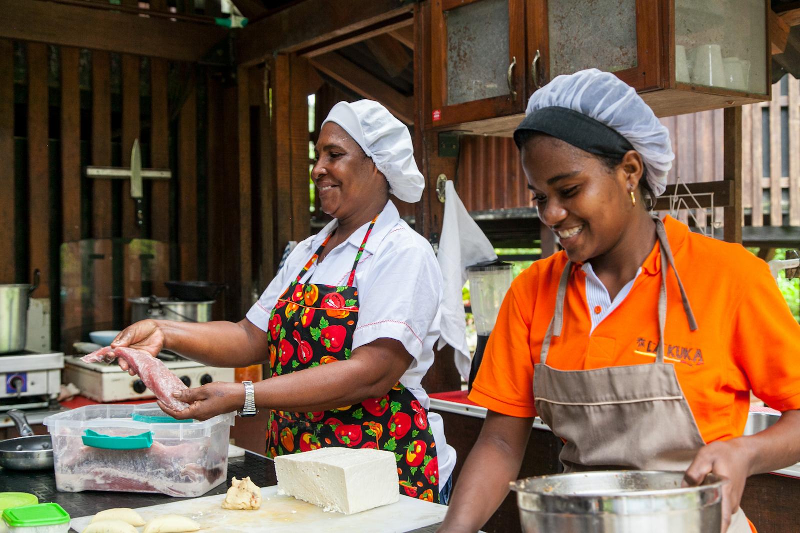 Coquí, la travesía gastronómica que ofrece Chocó
