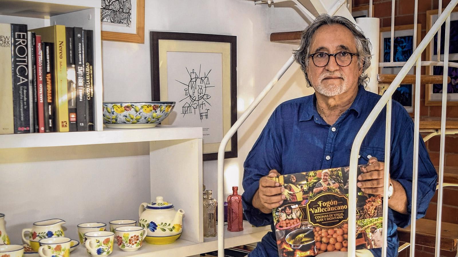 La historia de Enrique Sánchez, el estudioso de los sabores vallecaucanos