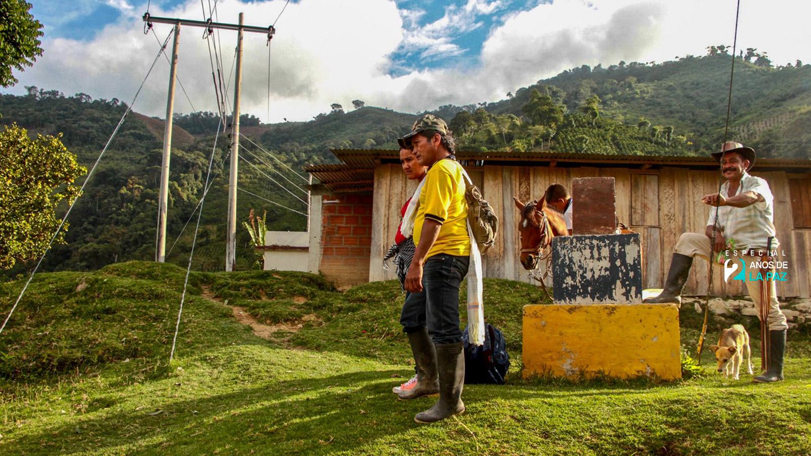 De la guerra al olvido, la paz frustrada en las montañas del Tolima