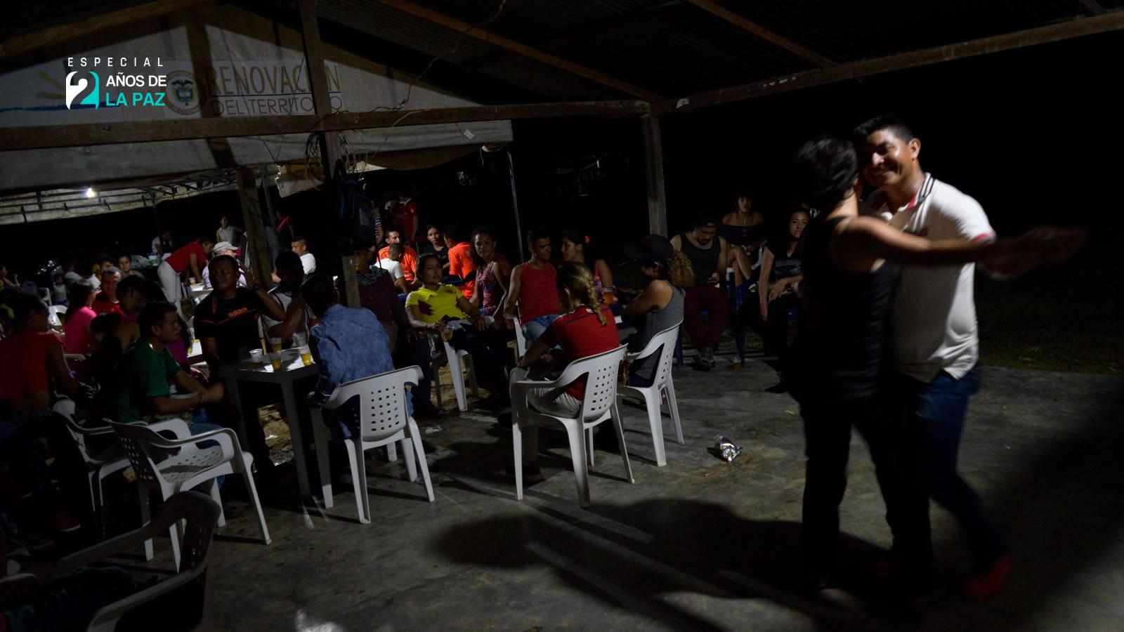 Bailar y resistir: la verbena exguerrillera en el Catatumbo