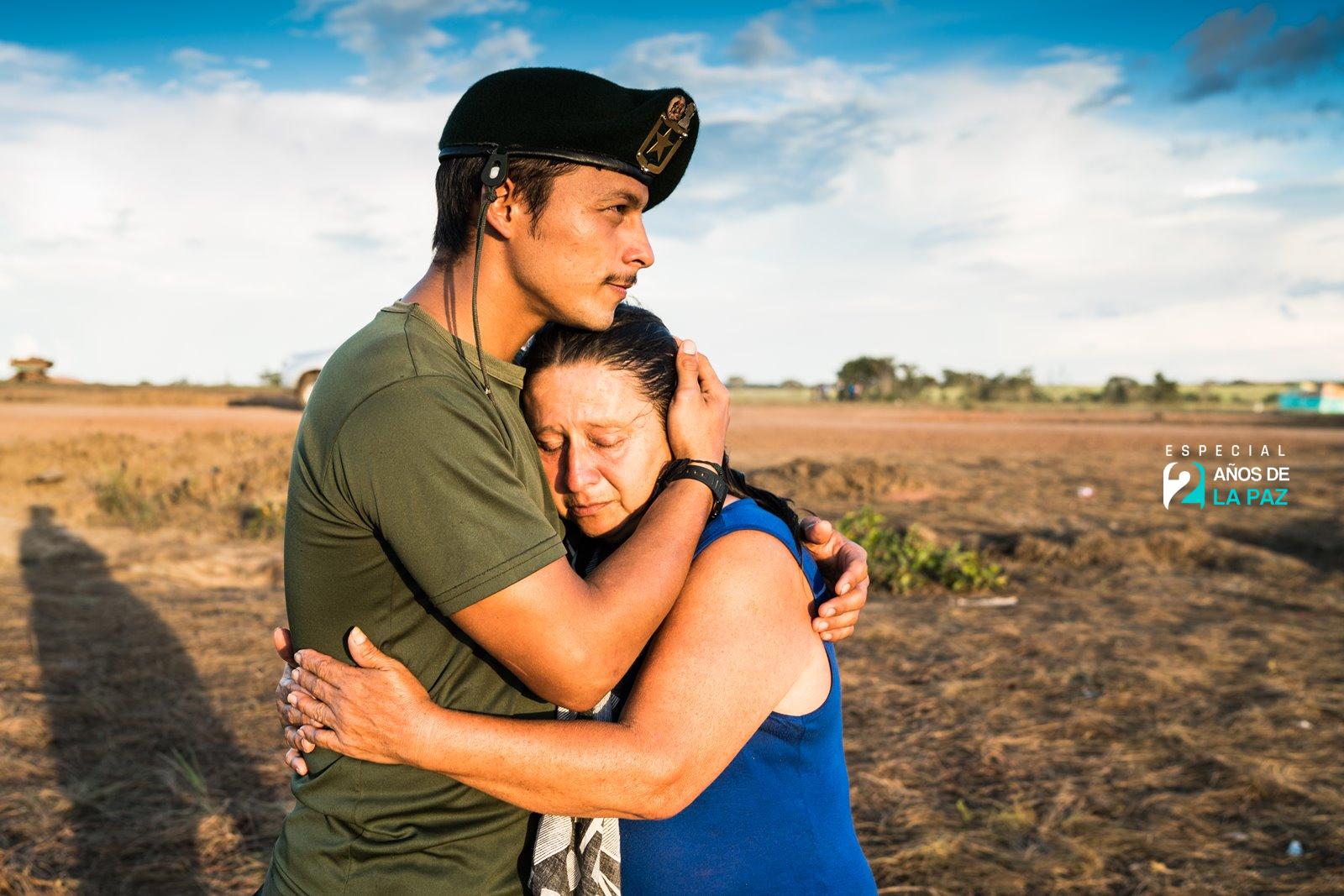 Fotorreportaje | De la selva a la vida civil: la transición del Bloque Sur de las Farc