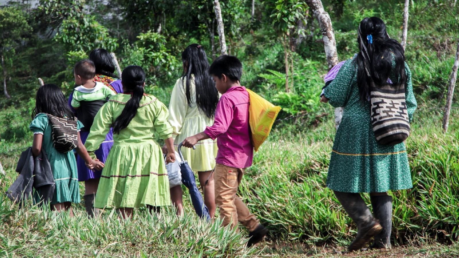 De espíritus y abandono: ¿qué hay detrás de las muertes de niños emberas en Risaralda?