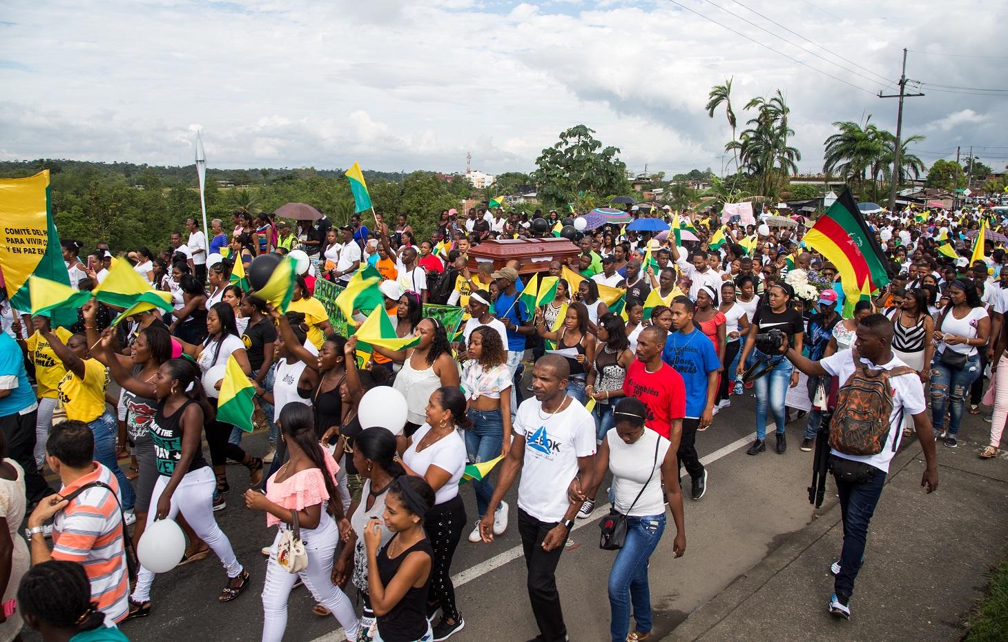 La protesta social, el personaje del año 2018 en las regiones