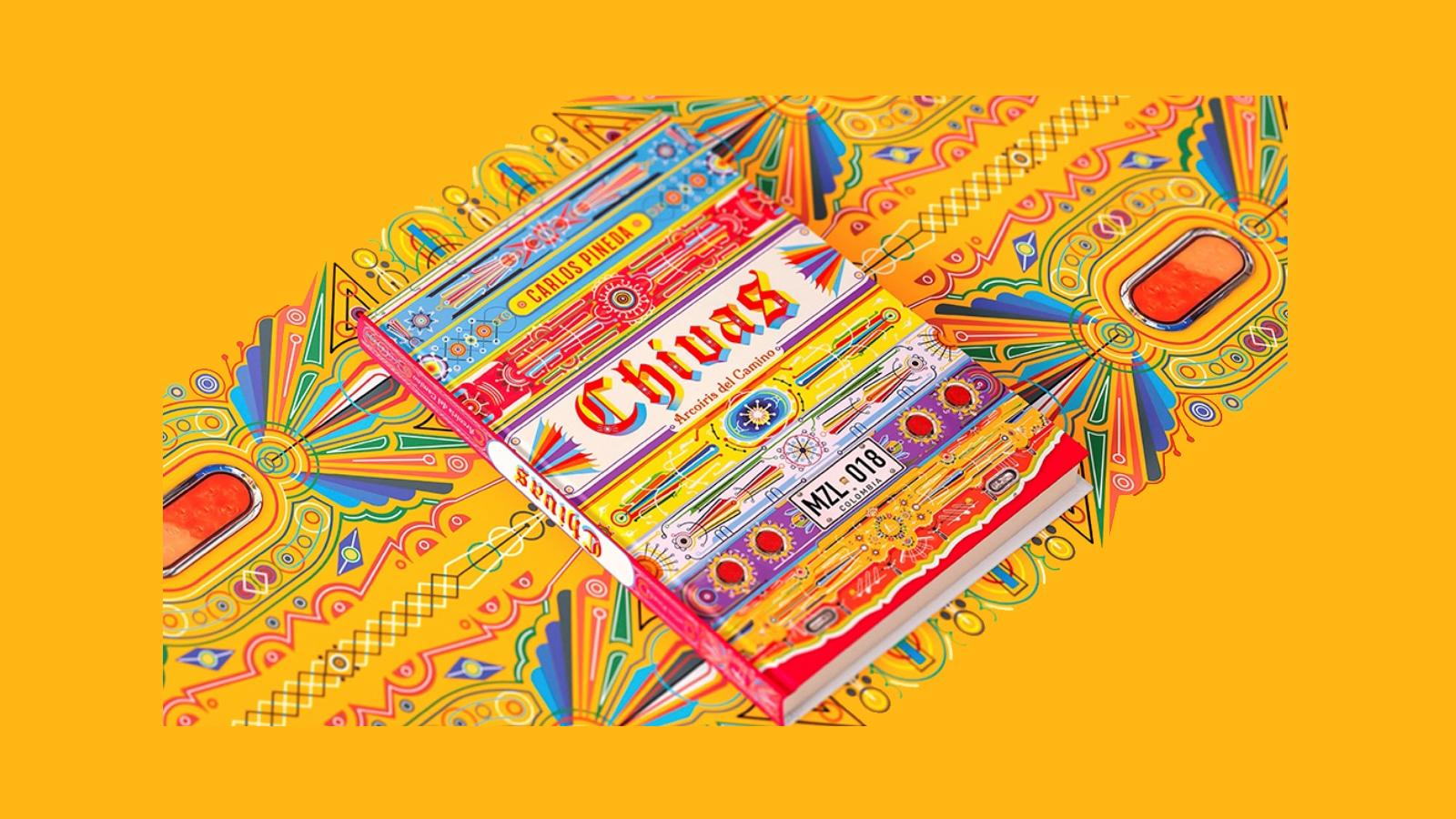 El gran libro de las chivas en Colombia