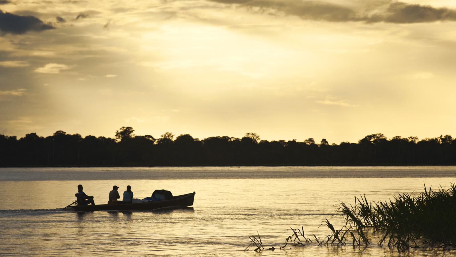 Turismo ingenuo y de masas, un riesgo para la Amazonía colombiana