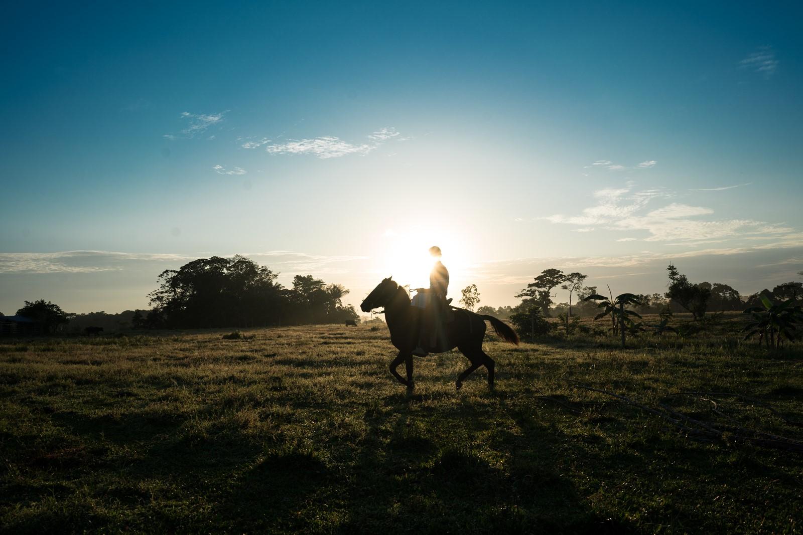 Fotorreportaje: ser campesino y vender productos por primera vez