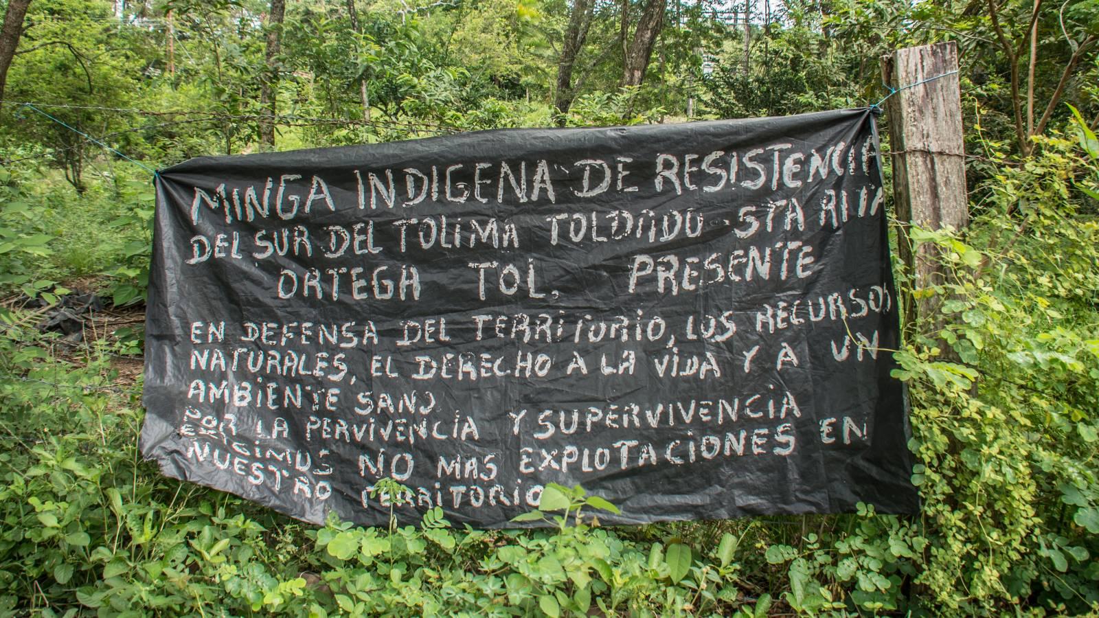 Sin Farc, pero con otros actores armados: la nueva amenaza en el sur del Tolima