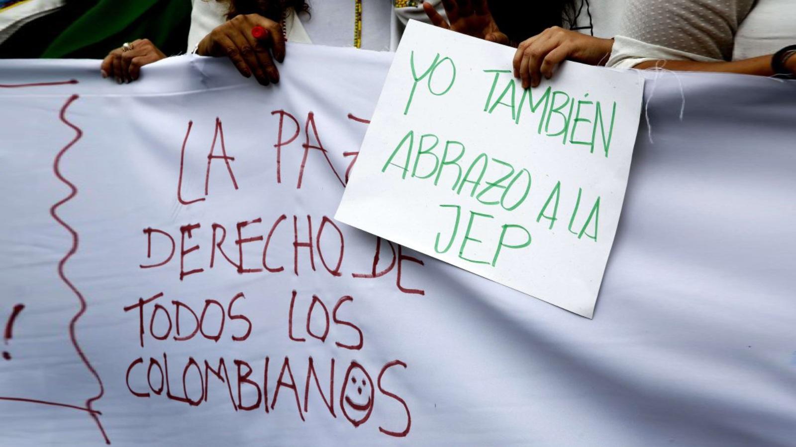 Guía para entender qué está pasando con la JEP y con la Ley Estatutaria que la regula