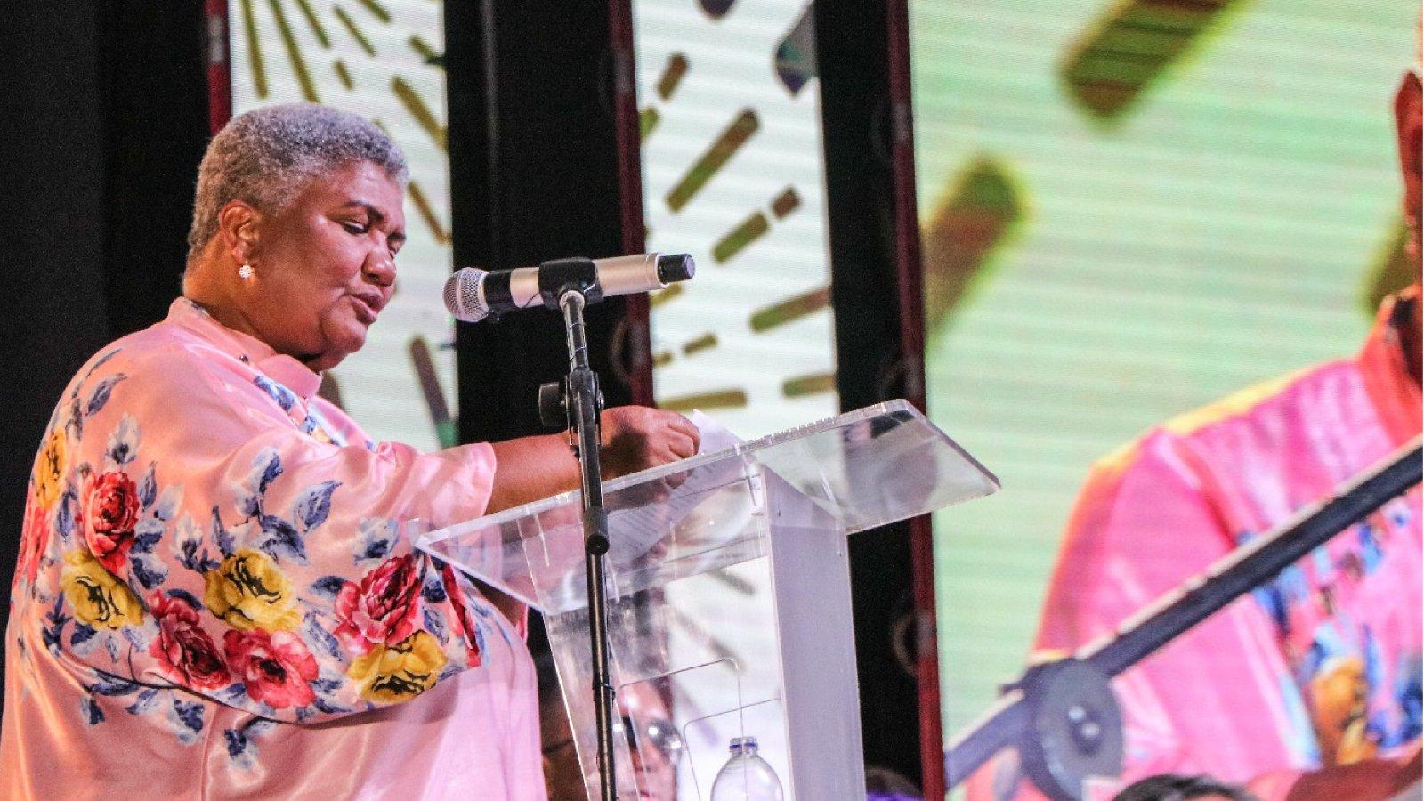 María Ángela Salazar: la víctima del conflicto que buscará la verdad