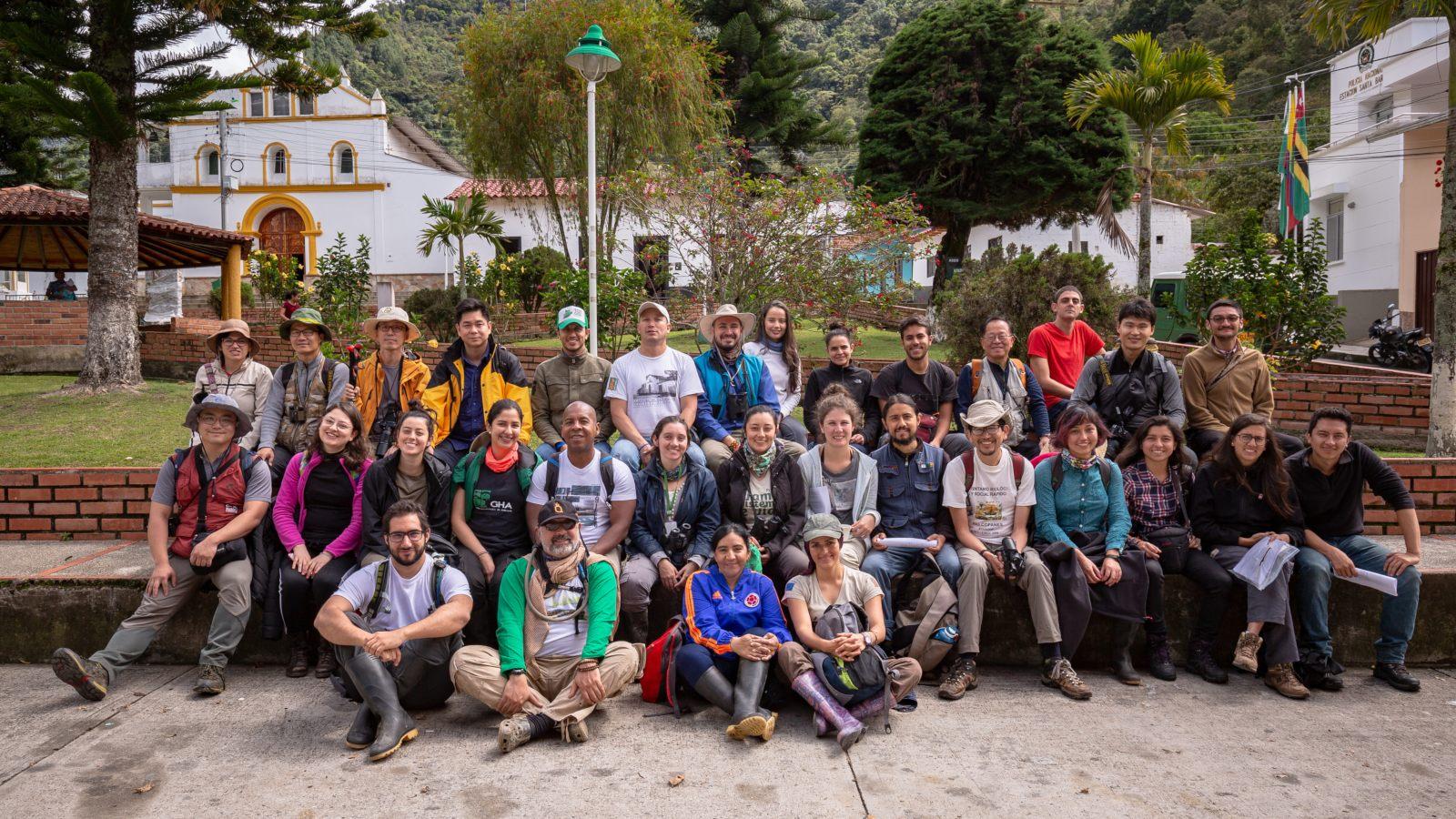 Biodiversidad en el hogar del cañón del Chicamocha