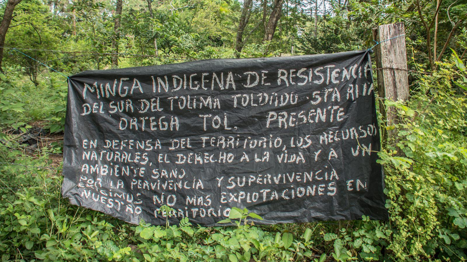 ¿Qué está pasando con la seguridad en el sur del Tolima?
