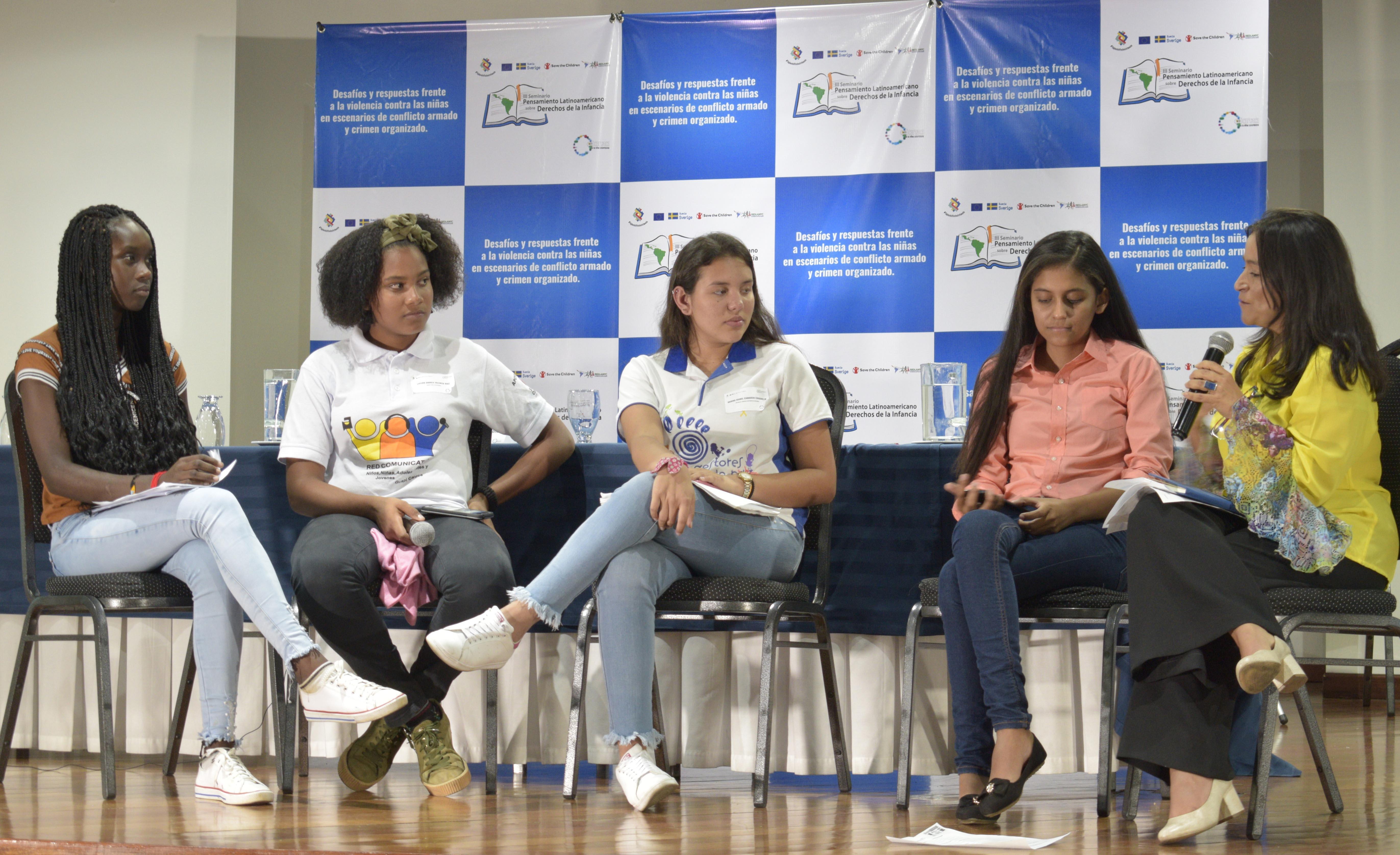 ¿Cómo parar la violencia contra las niñas en escenarios de conflicto?