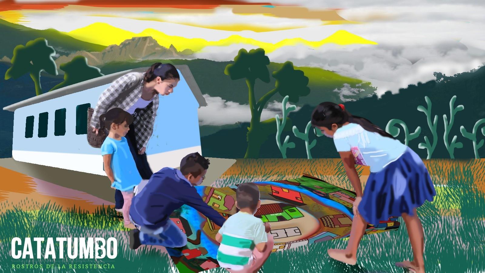 Enseñar en el Catatumbo: una labor que implica sentir el territorio