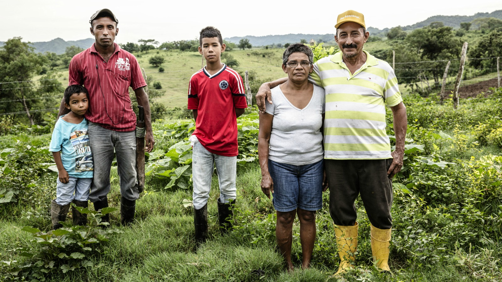 Día del campesino: los colores de la ruralidad